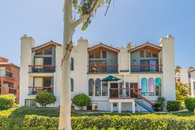 Carlsbad Townhouse For Sale: 2326 La Costa Ave #B