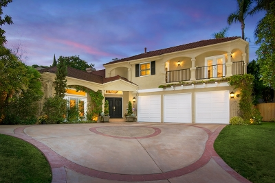 San Diego Single Family Home For Sale: 704 Gage Drive