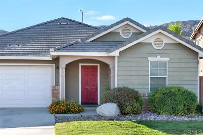 Riverside County Single Family Home For Sale: 632 Amherst Way