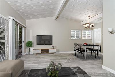 San Diego Single Family Home Pending: 5460 Baja Dr