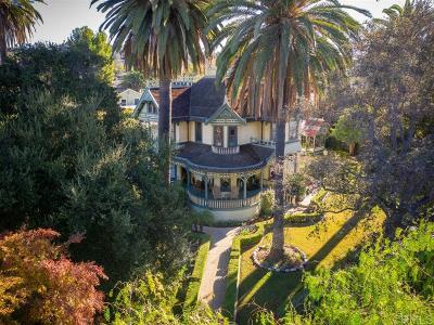 Single Family Home For Sale: 700 S Juniper Street