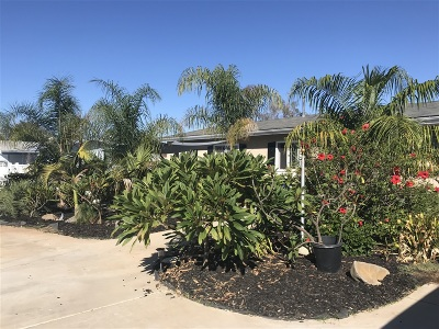 Vista Single Family Home For Sale: 1546 Monte Mar Rd