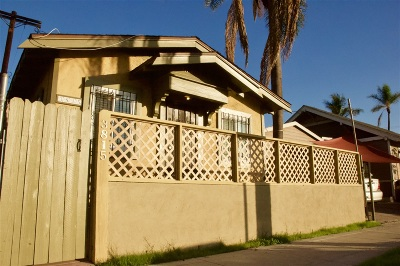 San Diego Single Family Home For Sale: 3815 42nd Street