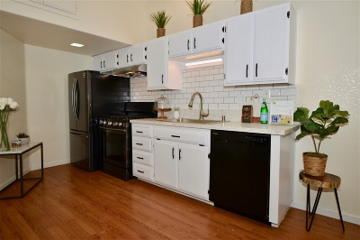 San Diego Attached For Sale: 4387 34th St #C