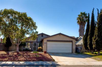 Oceanside Single Family Home For Sale: 4589 Calle Del Palo