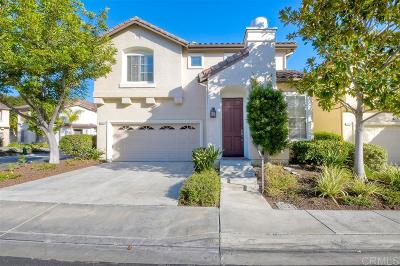 Carlsbad Single Family Home For Sale: 7212 Pintail Dr