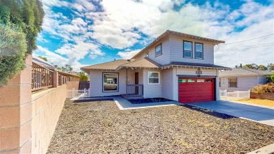 Single Family Home For Sale: 1404 E Division Street