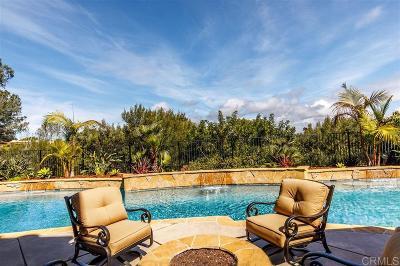 Del Mar Single Family Home For Sale: 2498 Vantage Way