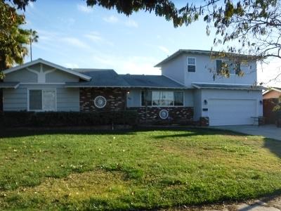 Chula Vista Single Family Home For Sale: 60 E San Miguel Dr