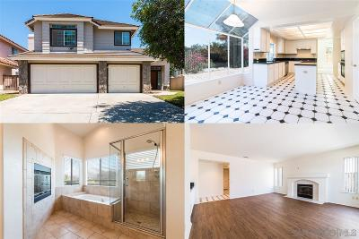 Single Family Home For Sale: 17847 N Toltec Ct