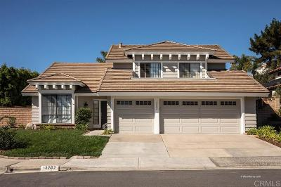 Single Family Home For Sale: 13202 Courtland Terrace