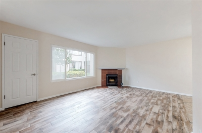 Santee Attached For Sale: 9861 Caspi Gardens Drive #3