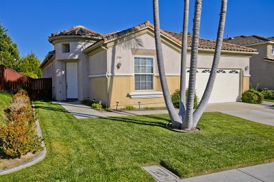Carlsbad Single Family Home For Sale: 2980 Avenida Ciruela