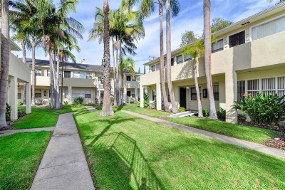 San Diego County Multi Family 5+ For Sale: 1518 Rosecrans Street