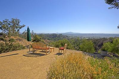 Rancho Santa Fe Rental For Rent: 15615 Las Planideras