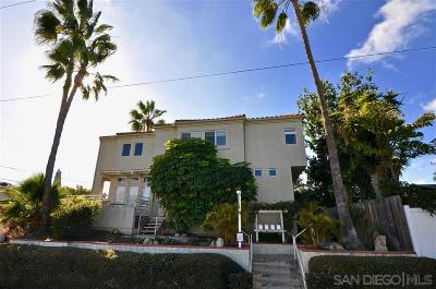 Pacific Beach, Pacific Beach Sail Bay, Pacific Beach, North Pacific Beach, Pacific Beach/Crown Point Townhouse For Sale: 4672 Morrell St