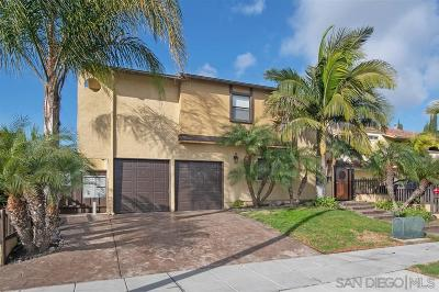 North Park, North Park - San Diego, North Park Bordering South Park, North Park, Kenningston, North Park/City Heights Townhouse For Sale: 4046 Iowa Street #2