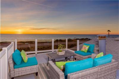 Carlsbad Single Family Home For Sale: 6514 Oceanview Drive