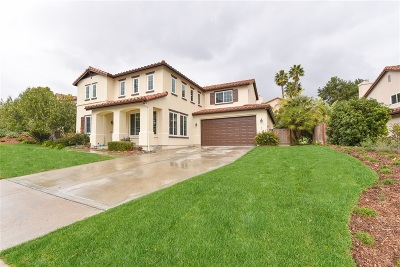 Single Family Home For Sale: 7980 Paseo Aliso