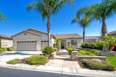Riverside County Single Family Home For Sale: 8244 Parry Dr