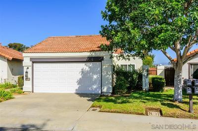Single Family Home For Sale: 12872 Circulo Dardo