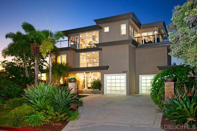 San Diego CA Single Family Home For Sale: $1,995,000