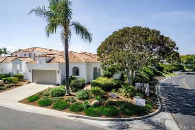 Oceanside Single Family Home For Sale: 4882 Marathon Way