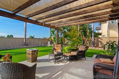 Chula Vista Single Family Home For Sale: 1168 Volmer Peak Ct