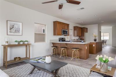 el cajon Single Family Home For Sale: 1324 Bailey Way