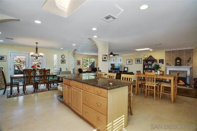 San Diego CA Single Family Home Sold: $735,000