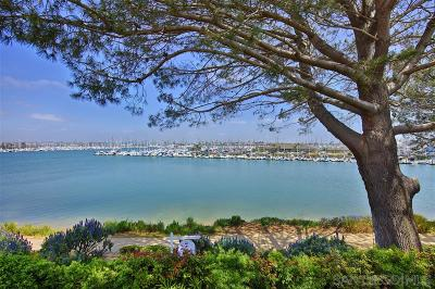 San Diego CA Single Family Home For Sale: $4,200,000