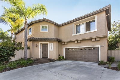 Carlsbad Single Family Home For Sale: 7127 Tanager Dr