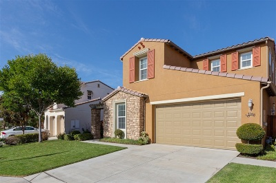Oceanside Single Family Home For Sale: 1168 Breakaway Dr.