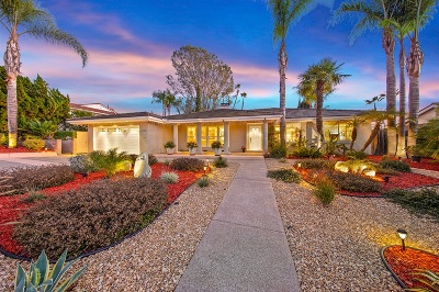 Single Family Home For Sale: 12331 Frontera Rd