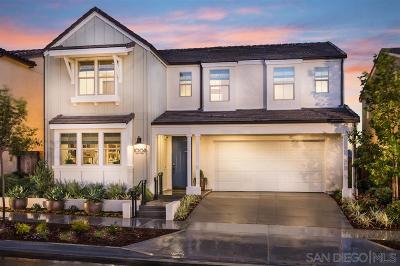 Chula Vista Single Family Home For Sale: 1095 Calle Deceo