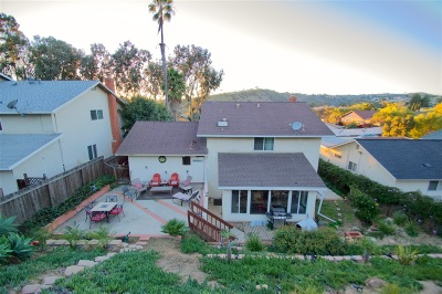 Single Family Home For Sale: 4037 Cadden Way