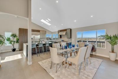 La Jolla Single Family Home For Sale: 5645 Soledad Mountain Rd