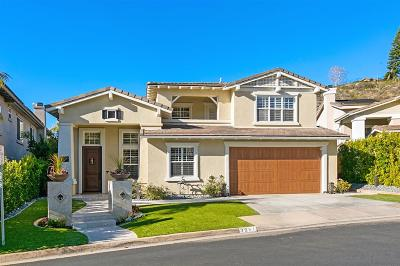 Single Family Home For Sale: 3681 Sage Canyon Drive