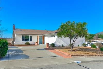 San Marcos Single Family Home For Sale: 846 Quiet Hills Dr