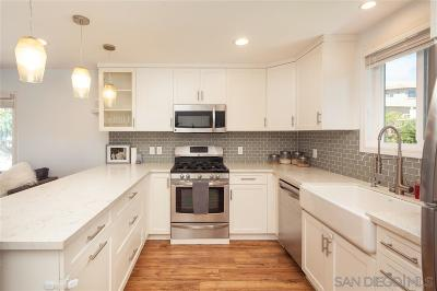 San Diego Single Family Home For Sale: 3319 Canon St