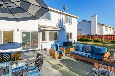 Chula Vista Single Family Home For Sale: 1450 Elmwood Court
