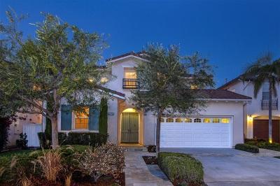 Single Family Home For Sale: 4678 Calle Mar De Armonia