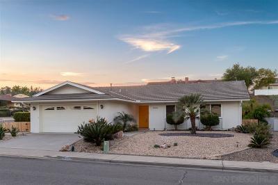 Rancho Bernardo Single Family Home For Sale: 16604 Bernardo Oaks Dr