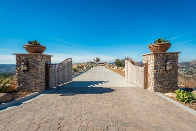 Poway Residential Lots & Land For Sale: 13925 Rancho De Oro Rd. #3