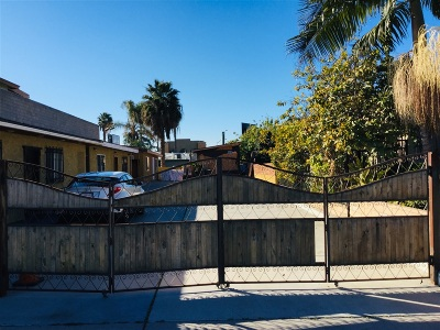 San Ysidro Multi Family 2-4 For Sale: 2620-2624 E Beyer Blvd