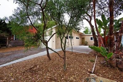 La Jolla Rental For Rent: 5425 Waverly Ave
