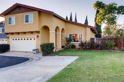 Chula Vista Single Family Home For Sale: 1650 Ballast Point Ct.
