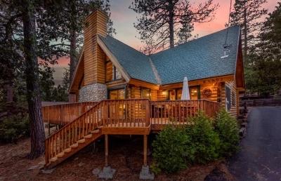 Riverside County Single Family Home For Sale: 25607 Cedar Glen