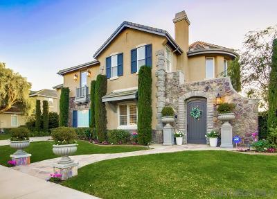 Single Family Home For Sale: 1463 Paseo De Las Flores