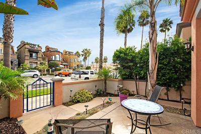 Oceanside Single Family Home For Sale: 707 N Tremont St